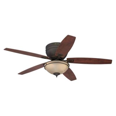 Carolina LED 52-Inch Indoor Ceiling Fan with LED Light Kit