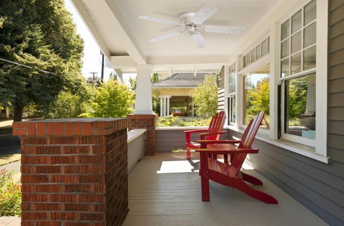 Westinghouse Contempra 48 Inch Five Blade Indoor Outdoor