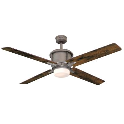 Cliff 56-Inch Indoor Ceiling Fan with Dimmable LED Light Kit