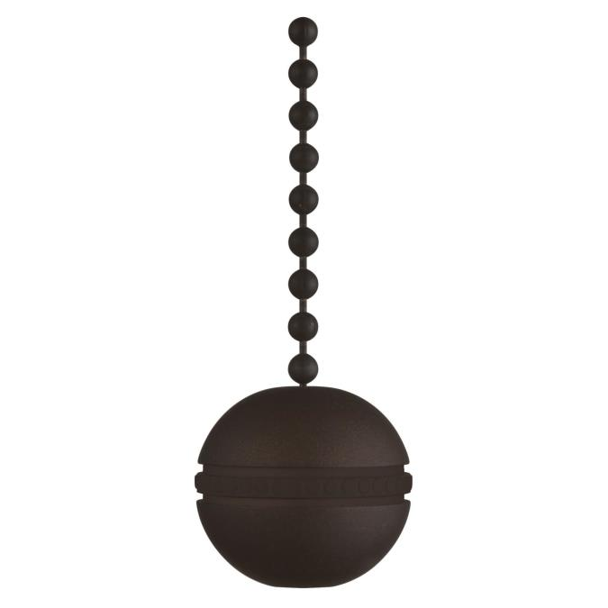 Westinghouse Oil Rubbed Bronze Decorative Ball Pull Chain