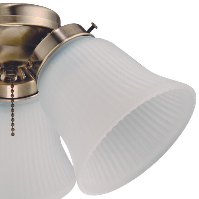 Westinghouse Three Light Led Cluster Ceiling Fan Light Kit
