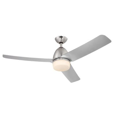 Delancey 52-Inch Three-Blade Indoor DC Motor Ceiling Fan