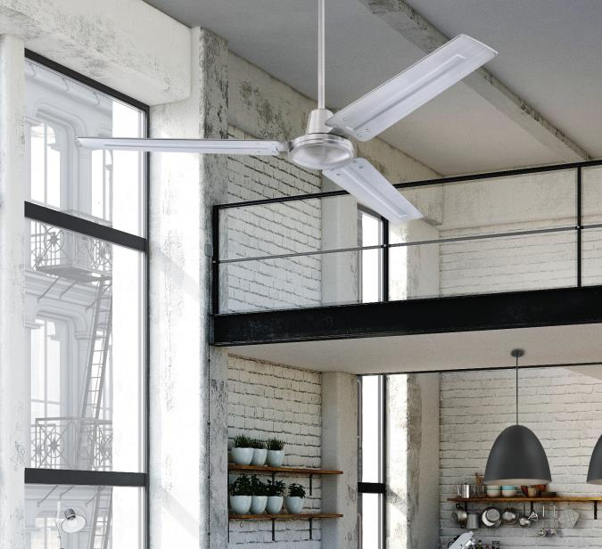 Industrial Ceiling Fans Del Mar Fans Lighting