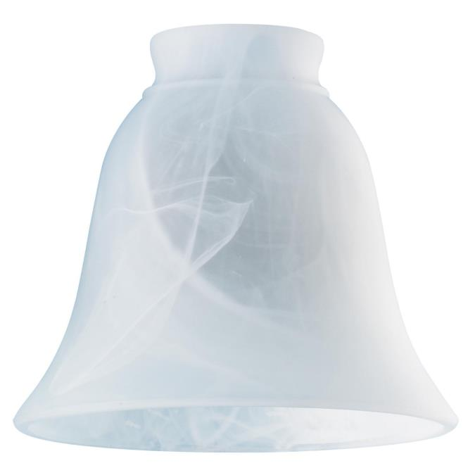 Westinghouse Milky Scavo Glass Bell Shade