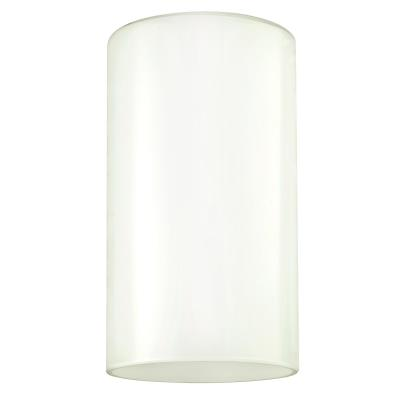 White Opal Cylinder Shade