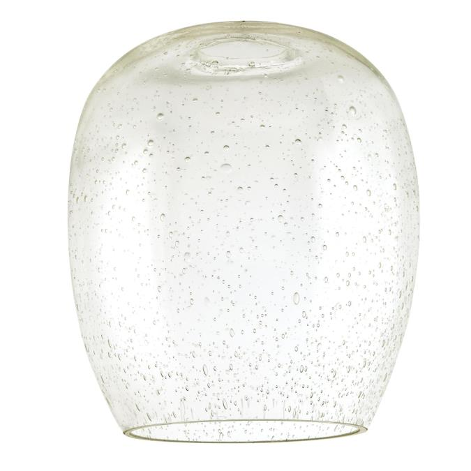 Westinghouse Seeded Glass Barrel Glass Shade